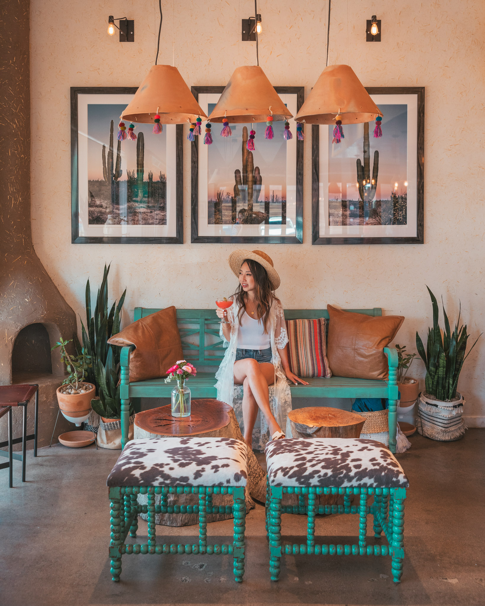Cute decor at Ghost Ranch ~ The Quick Guide to Tempe, Arizona