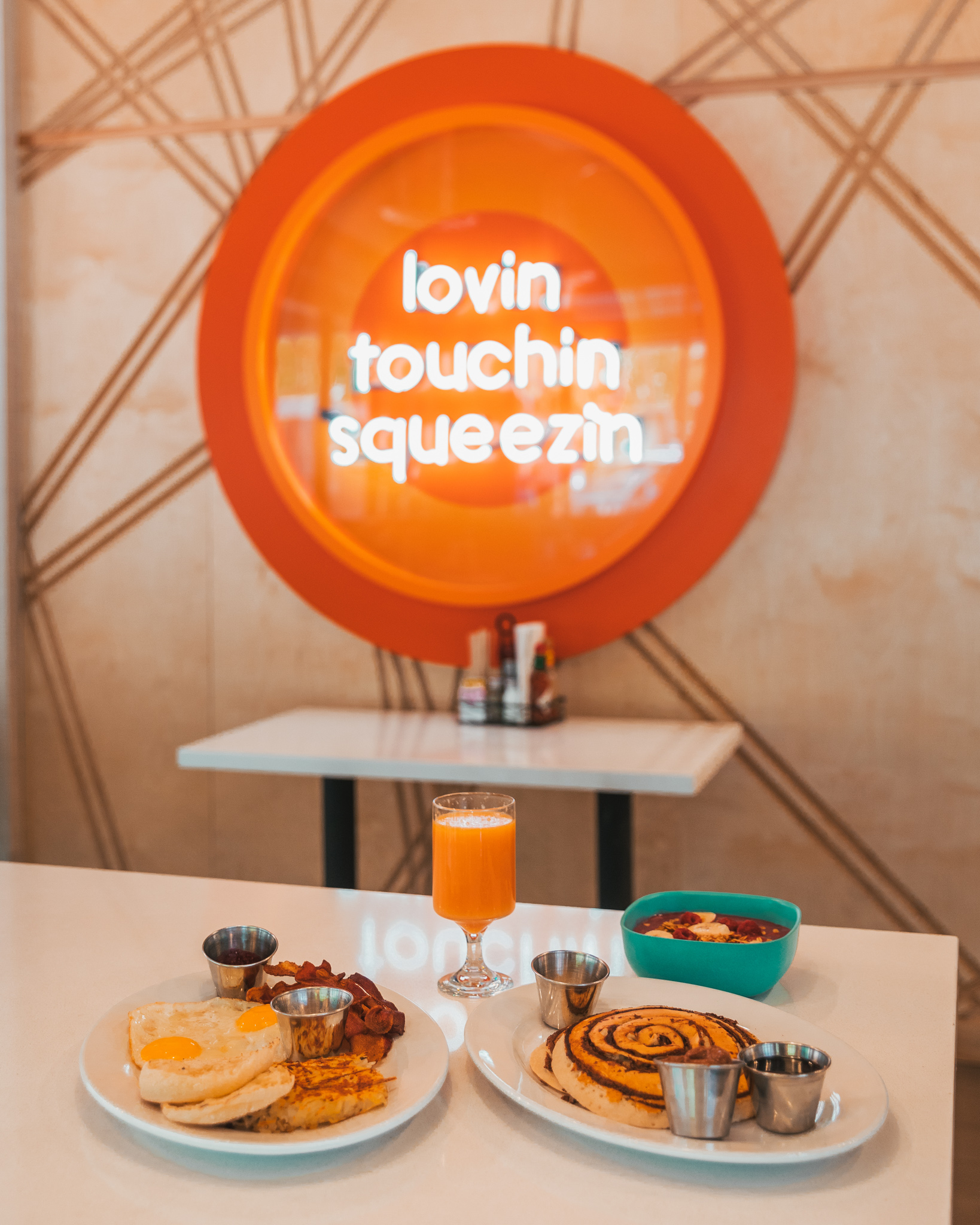 Breakfast at Morning Squeeze ~ The Quick Guide to Tempe, Arizona