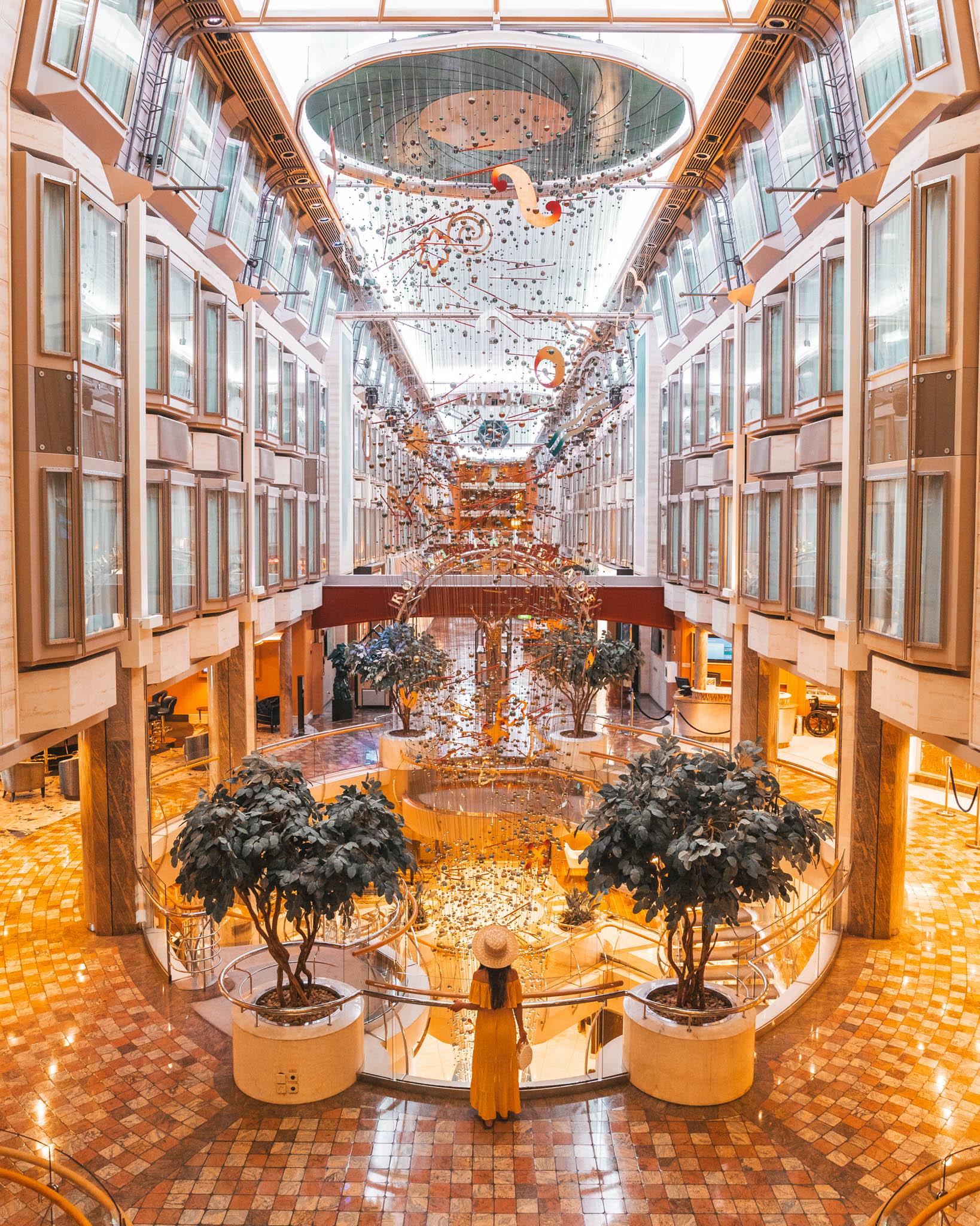 Inside the Navigator ~ Cruise Review: Royal Caribbean Navigator of the Seas
