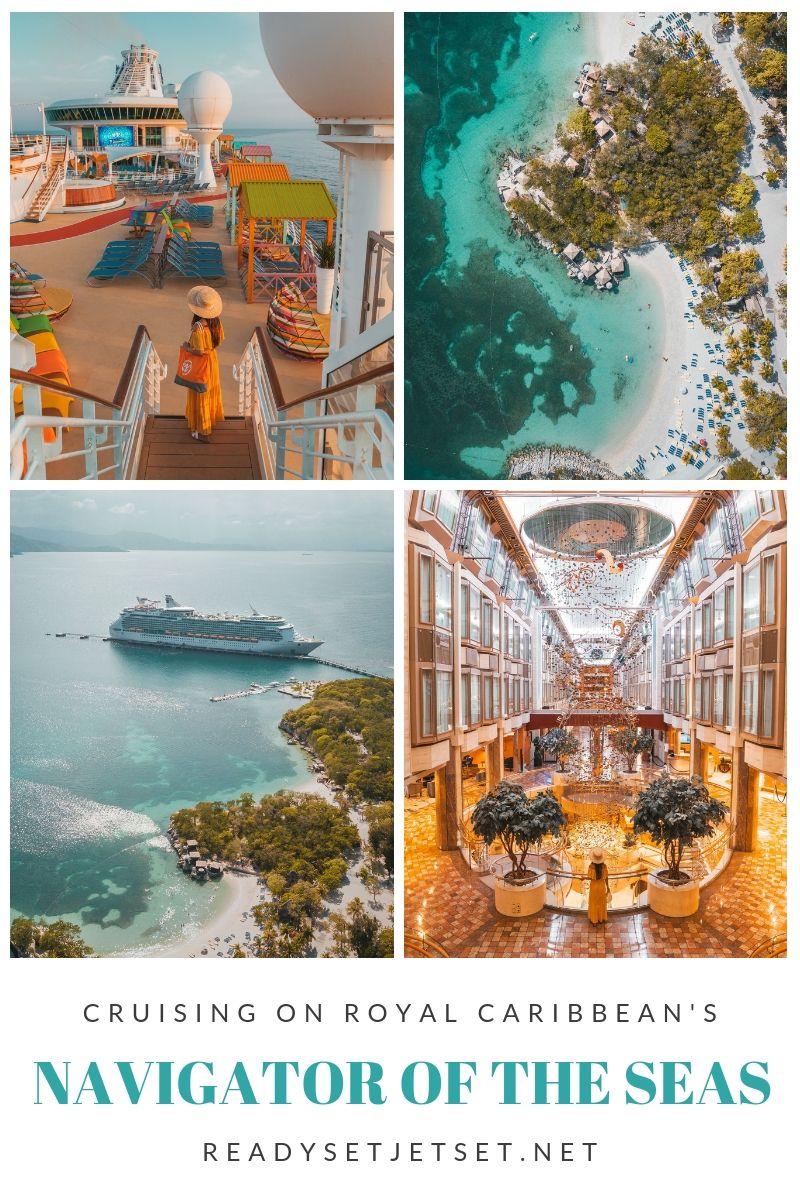 Cruise Review: Royal Caribbean Navigator of the Seas #readysetjetset #cruising #cruiselife #blogpost #cruise #royalcaribbean #caribbean #cruiseship #travel