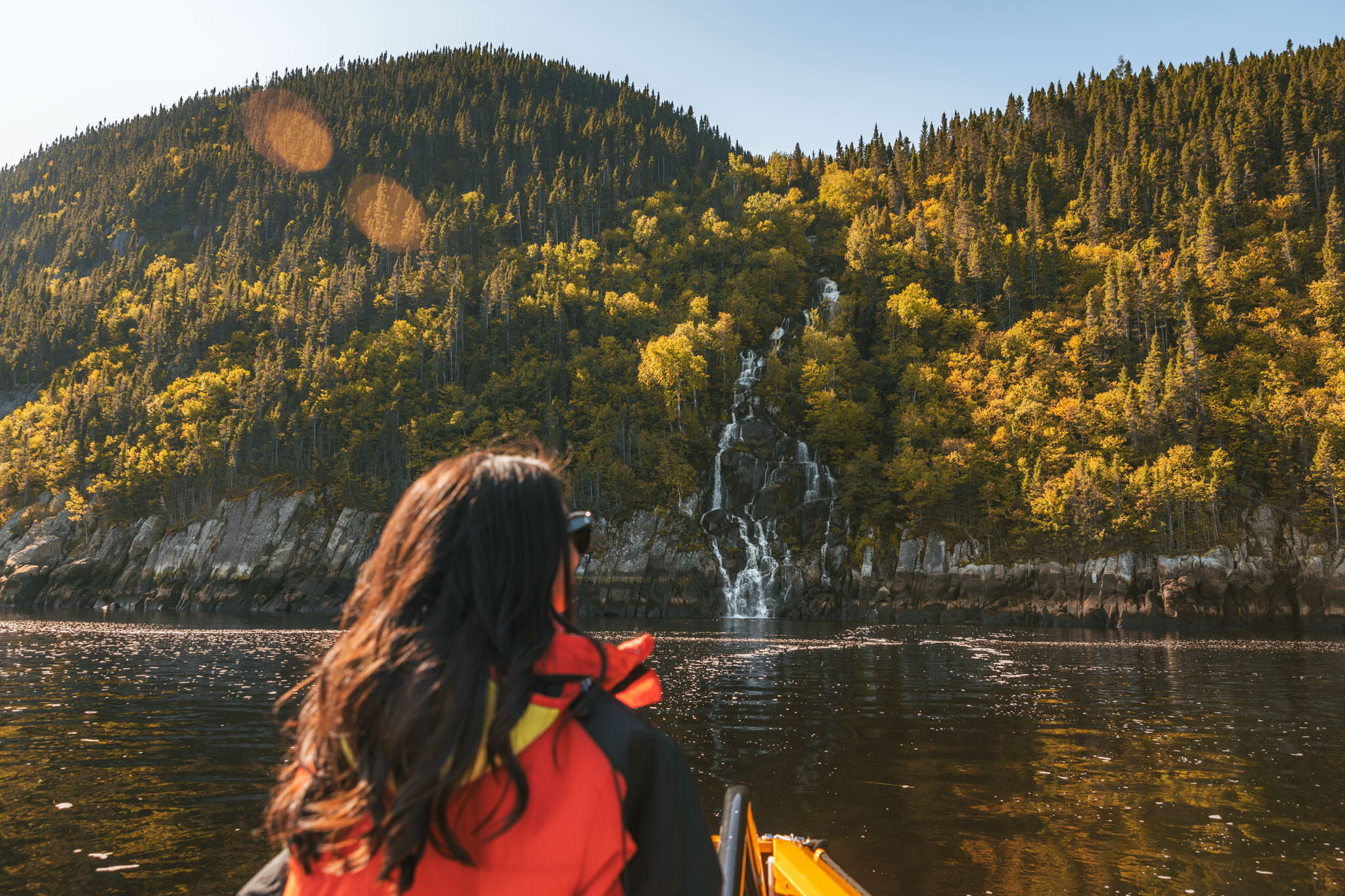 Saguenay Fjord zodiac tour // Cruise Review: 11-Day New England & Canada on the Seabourn Quest // #readysetjetset #cruise #luxury #travel #cruising #canada
