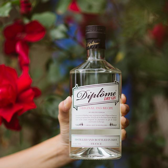 Diplome Gin.  #diplomegin #madeinfrance🇫🇷 #since1945
