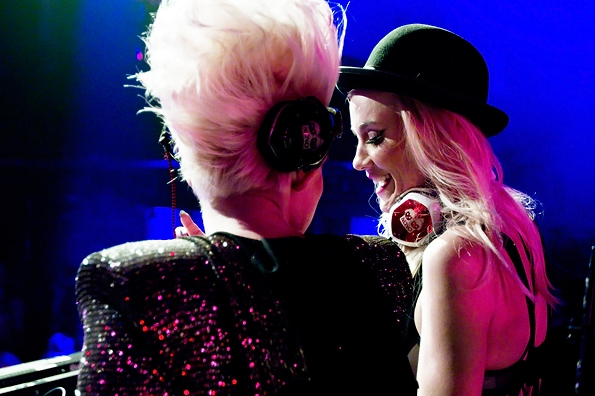03 The Aussie DJ Duo Nervo celebrate their new gig as CoverGirl Models.jpg