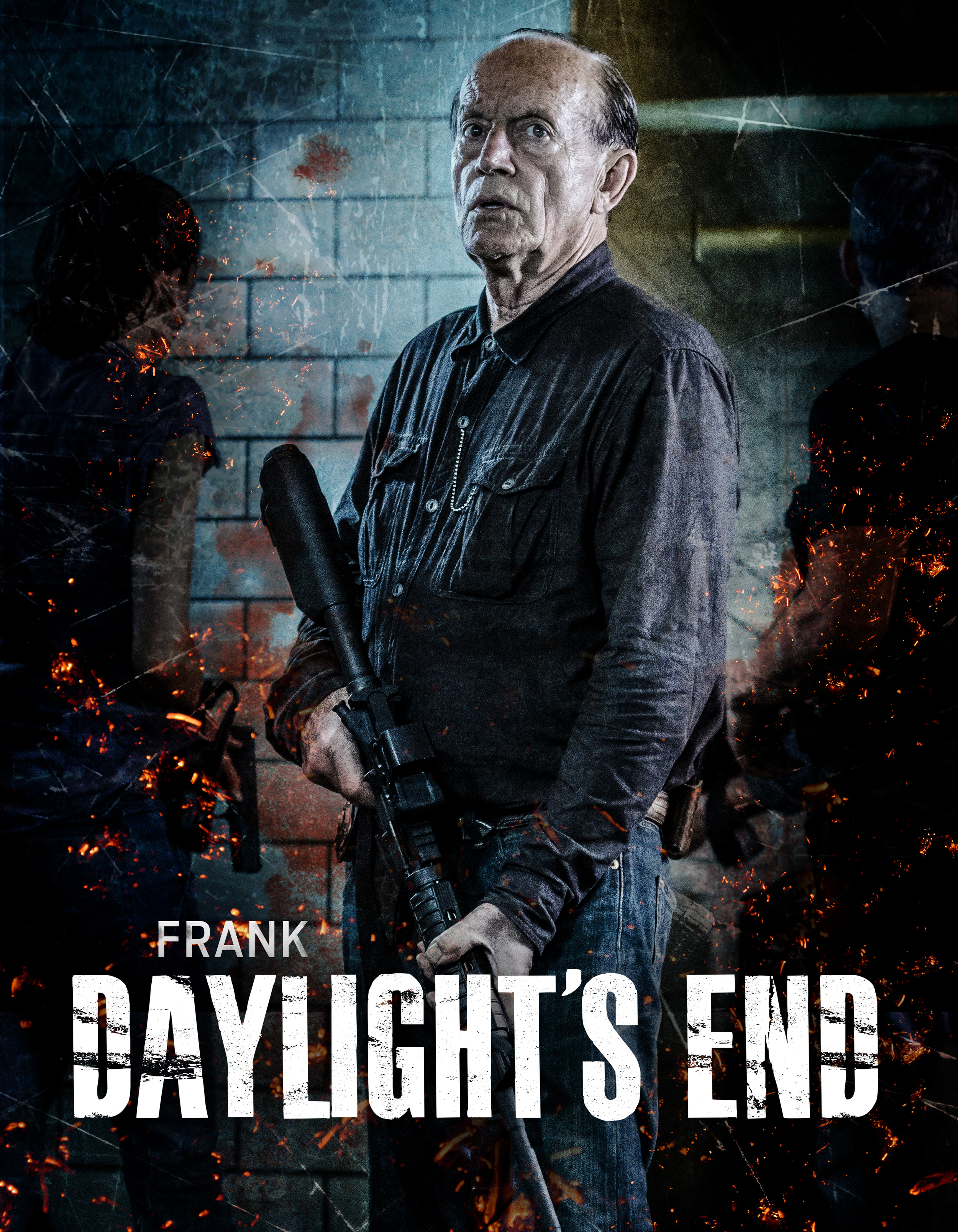 Played by:  LANCE HENRIKSEN