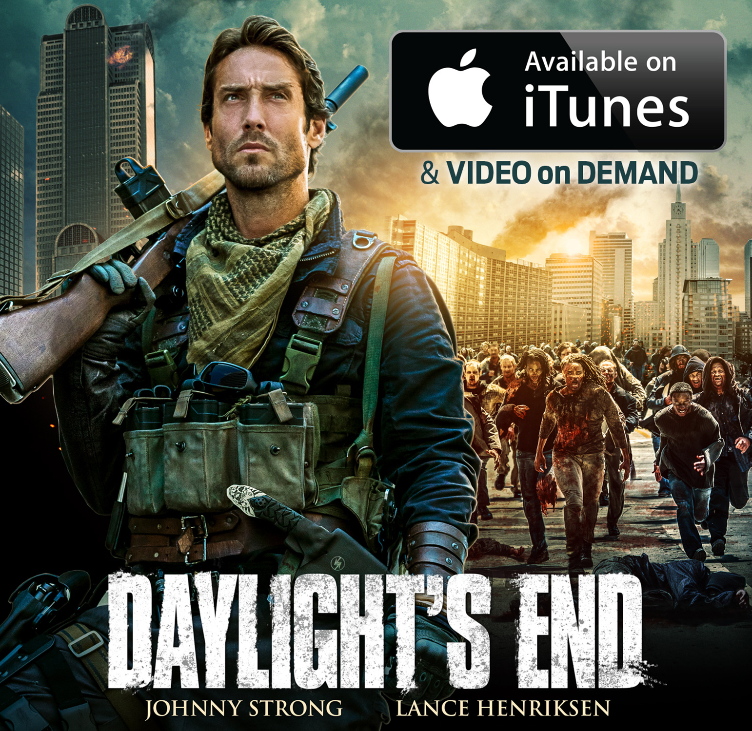 Daylight's End is now available on iTunes and Video on Demand!  CLICK HERE