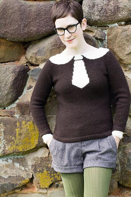 Edie pullover