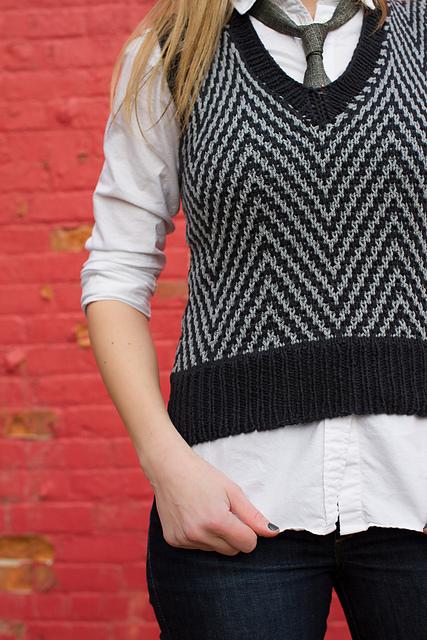 Rupert sweater vest