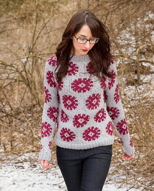 Supermoon pullover