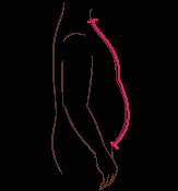 custom belly shaping