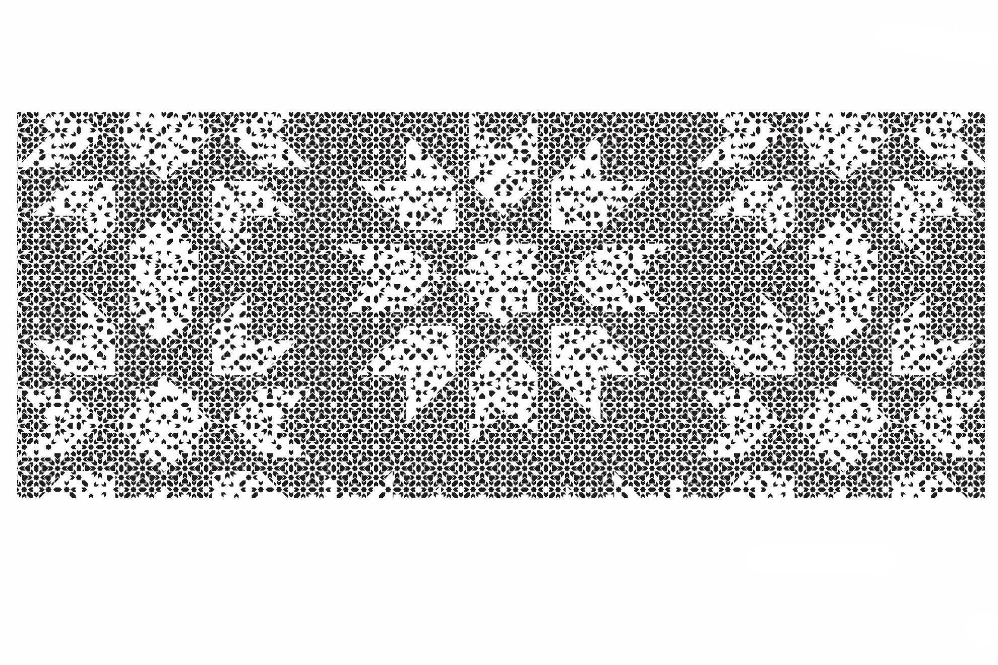 Perforation Final Pattern Output
