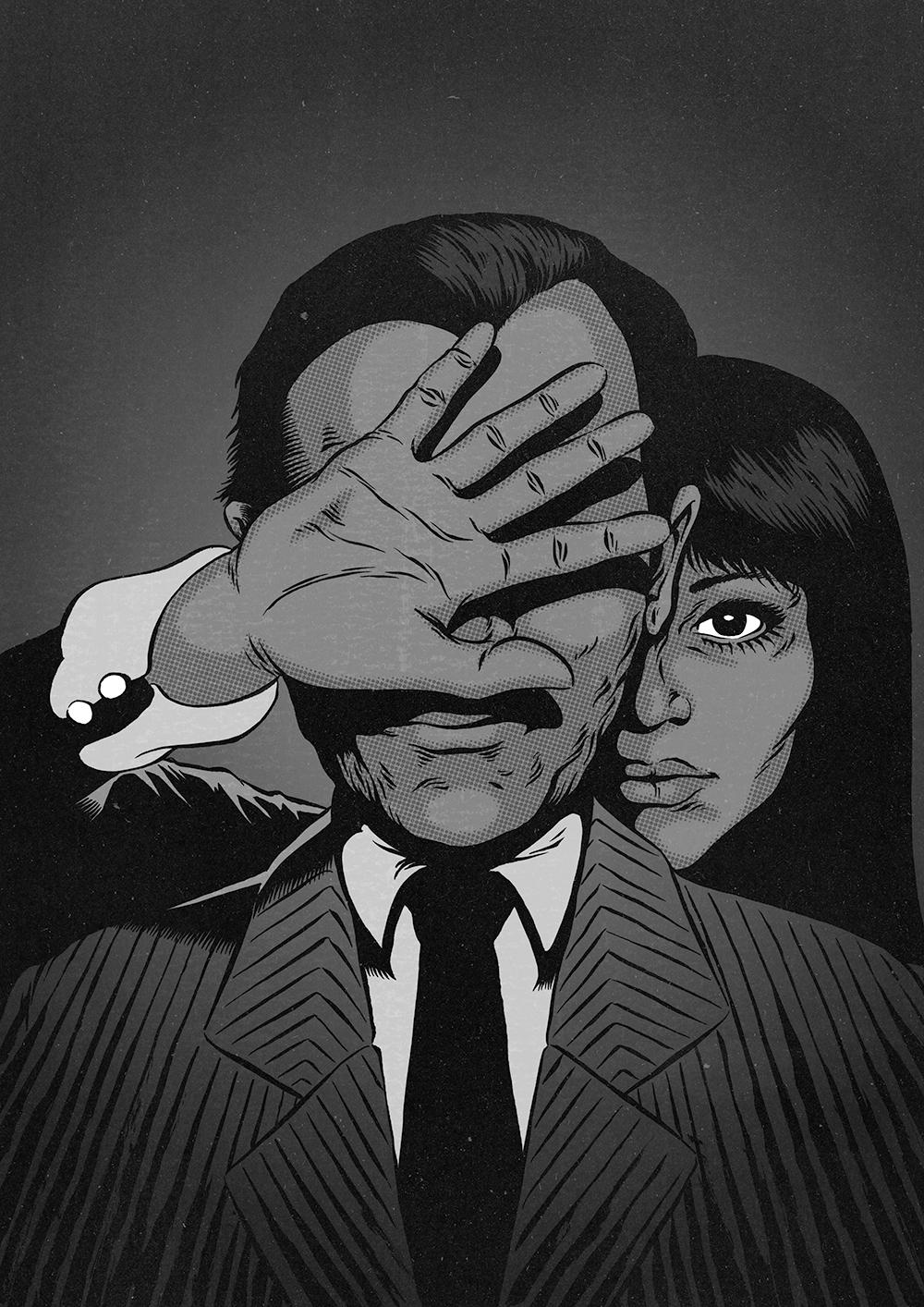 Jean-Luc Godard's Alphaville.