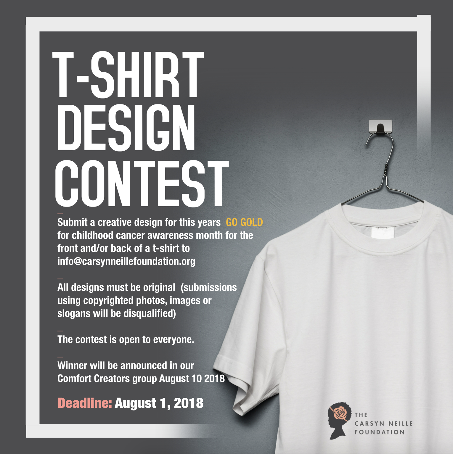 GO GOLD T-Shirt Contest .png