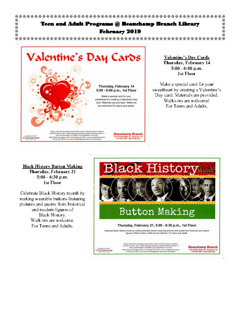 February Programs 2019 @ Beauchamp Branch Library_Page2.jpg