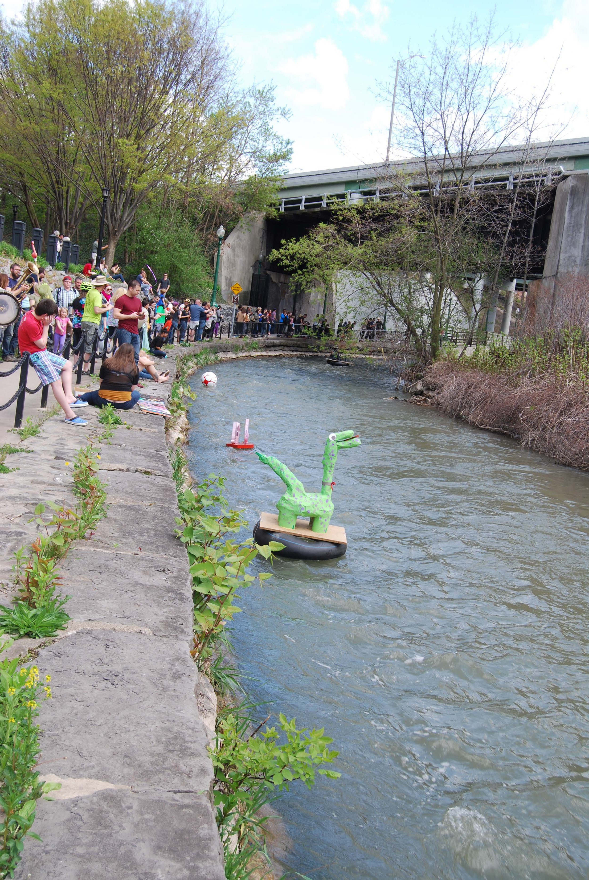2016 6th Annual Creek Float