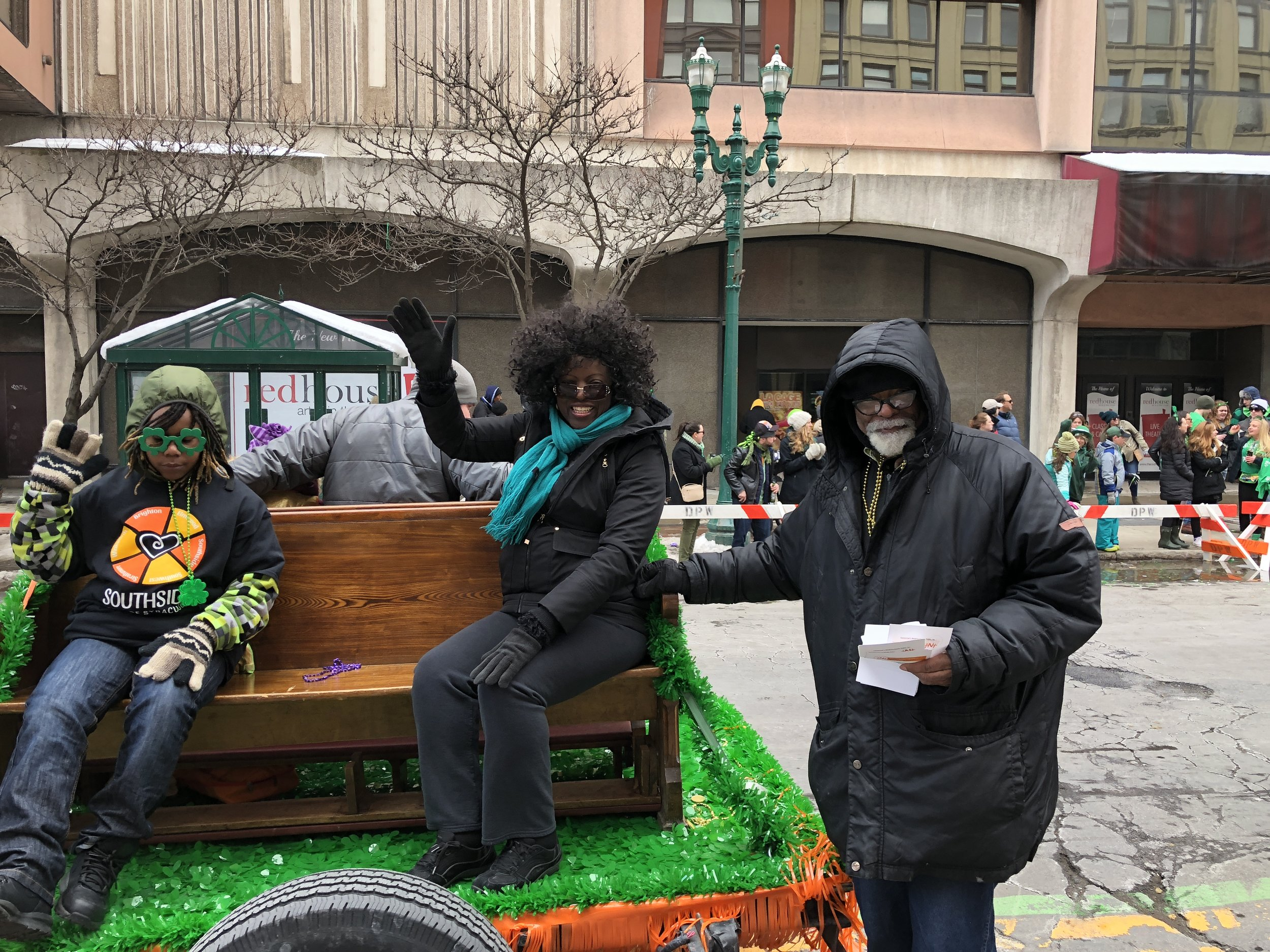 2018 St. Patricks Day Parade