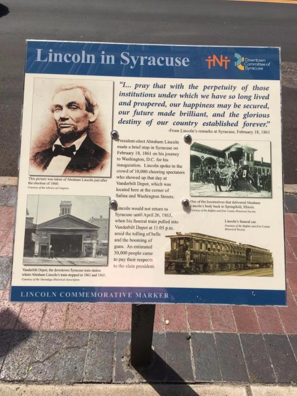 2017 Historic Sign