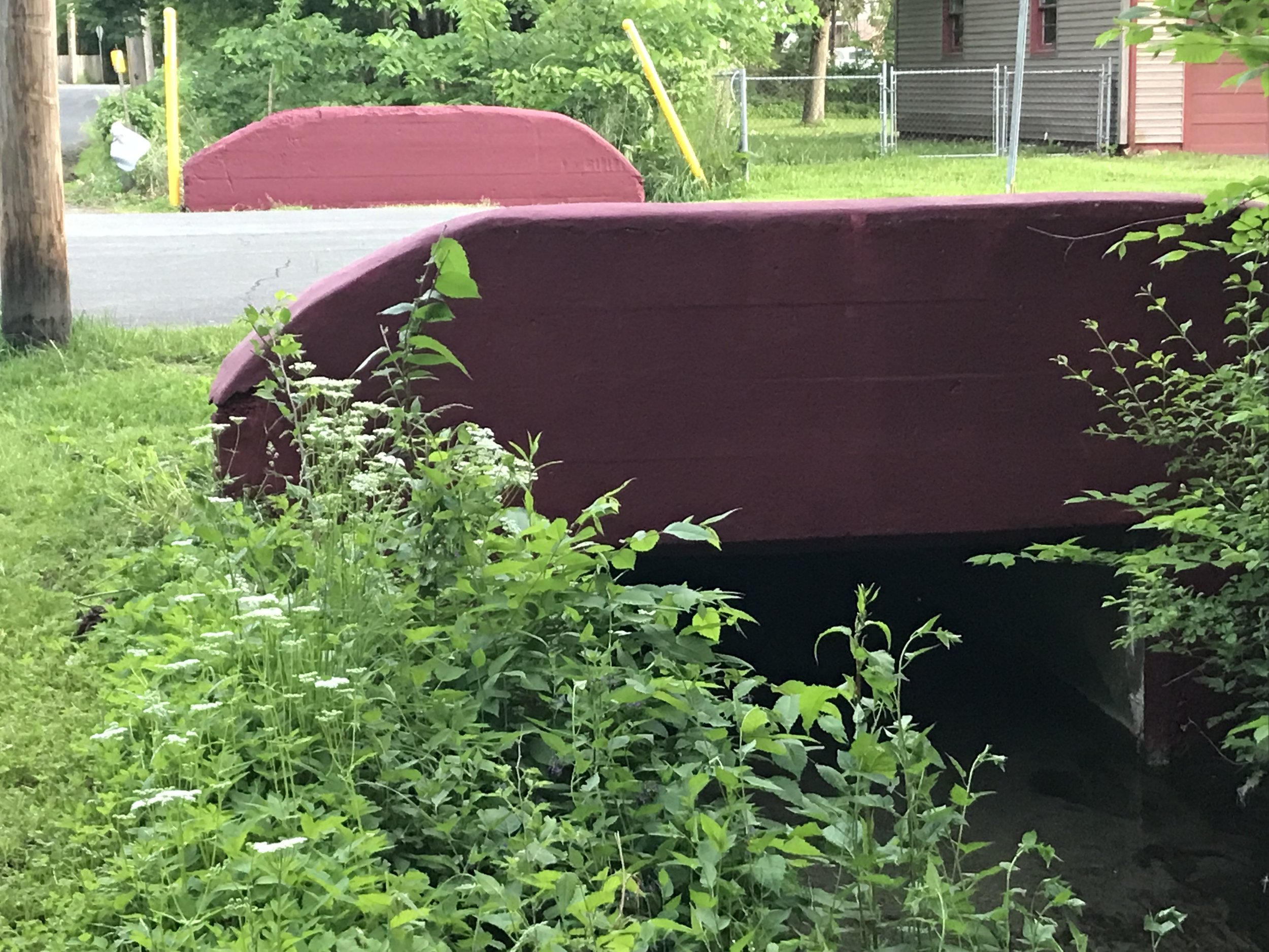 2019 Coldbrook Creek Endcap Project