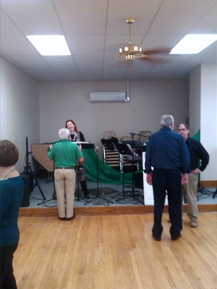 2019 Cecile Center Senior Gathering