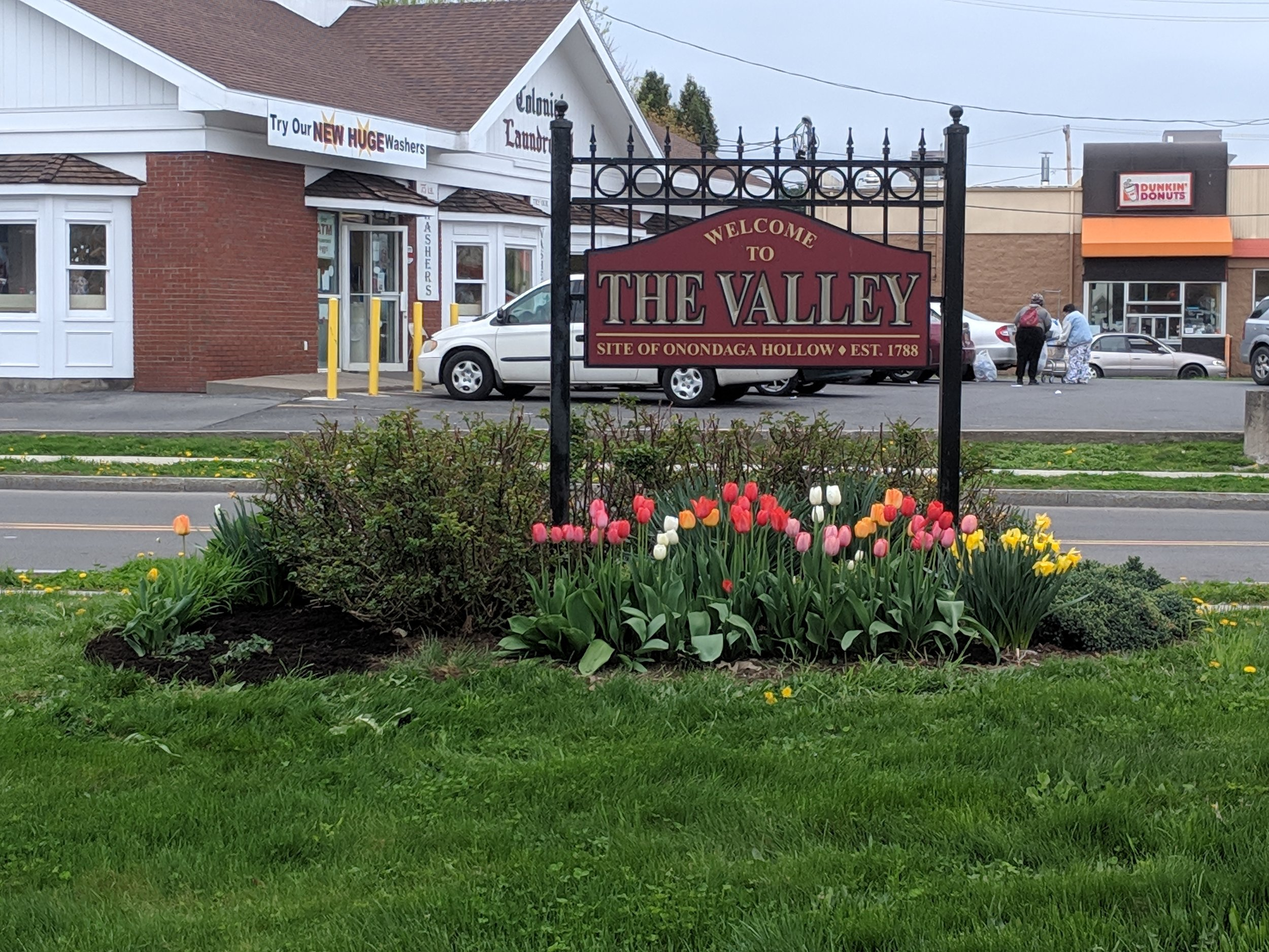 2019 Valley Plantings