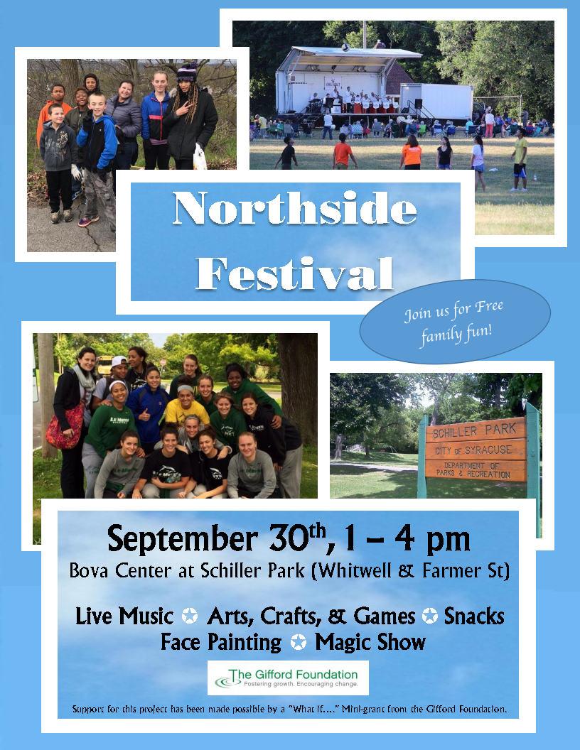 2016 Northside Festival