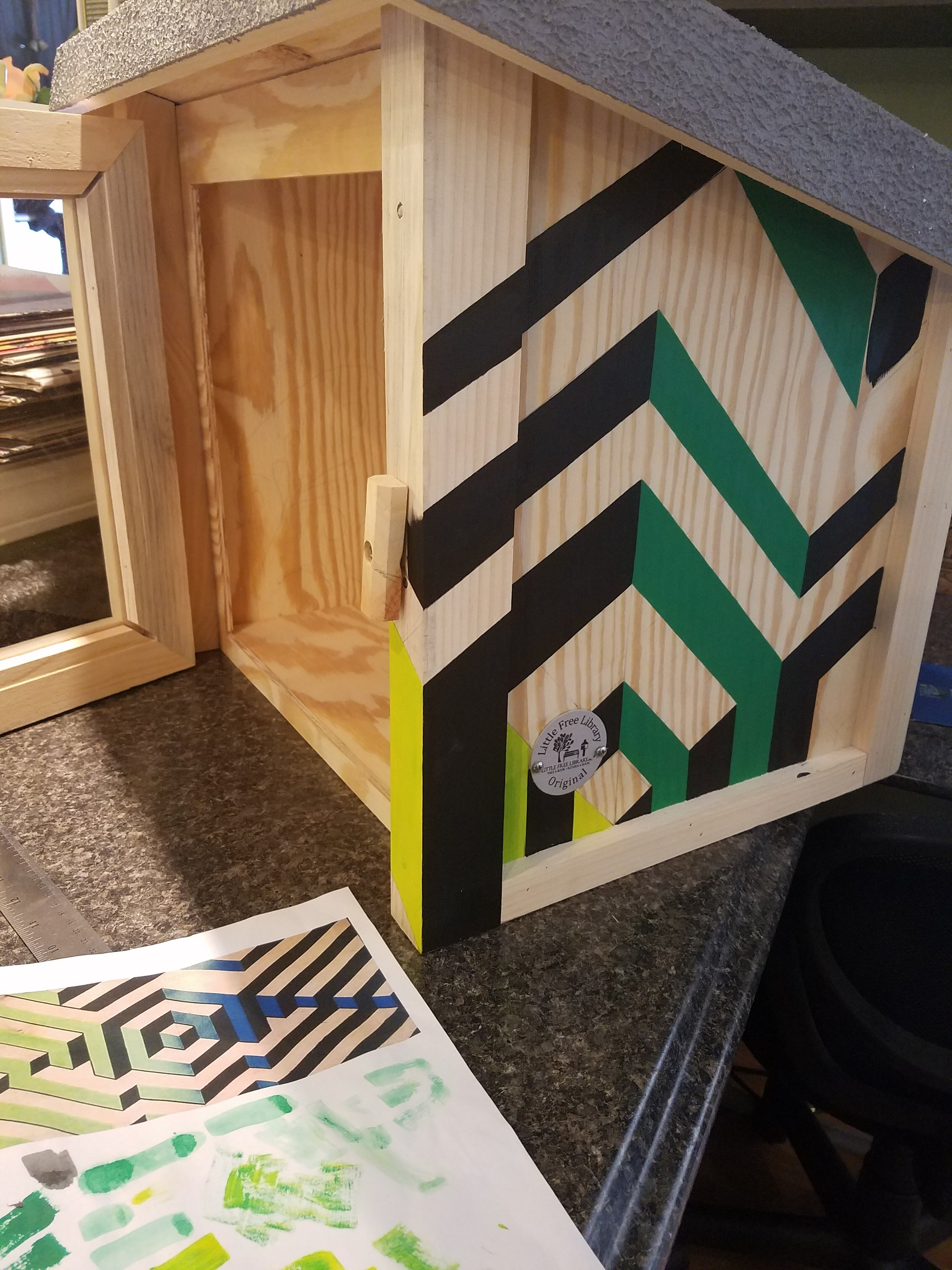 2016 Free Little Library