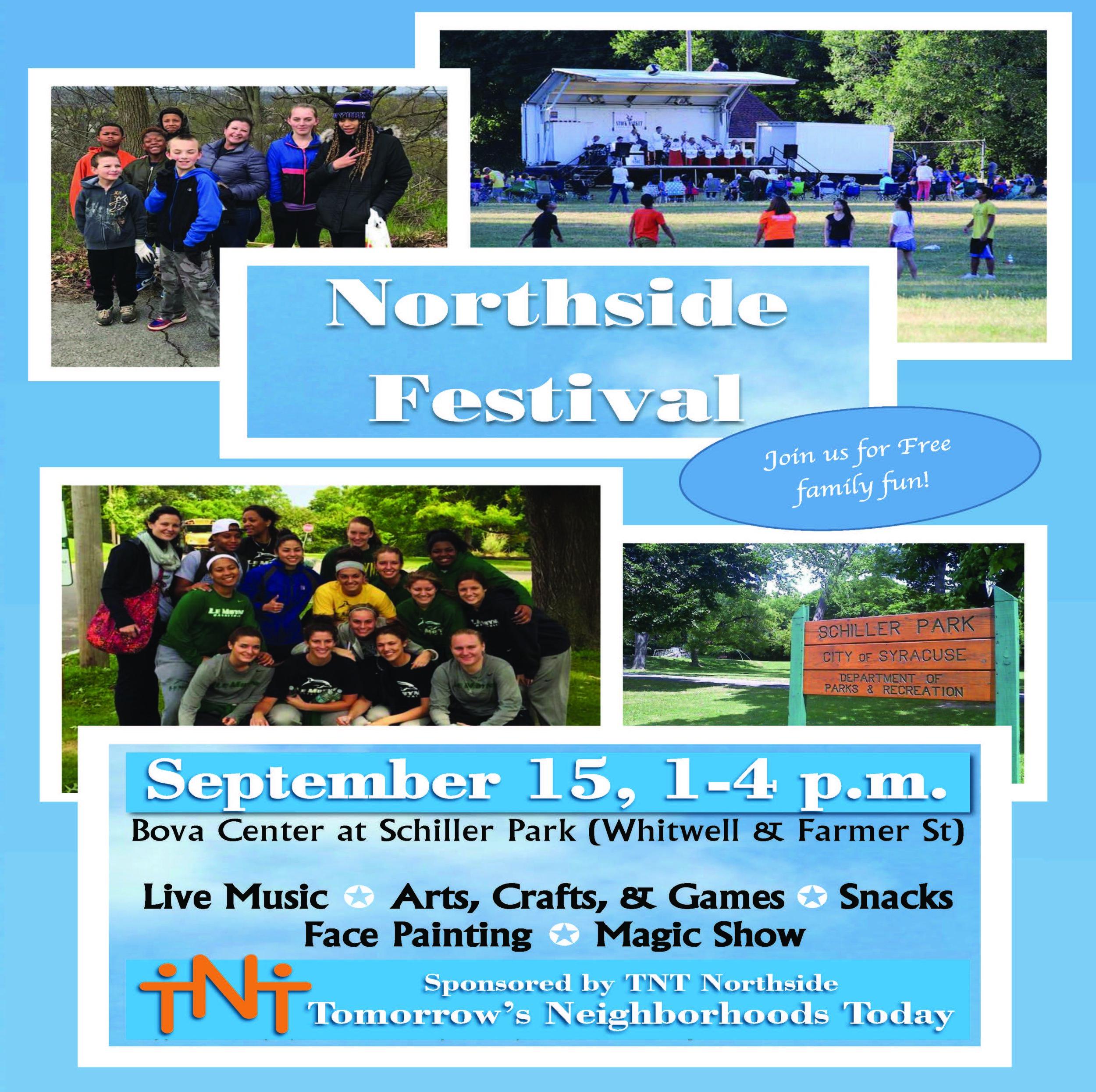 2018 Northside Festival