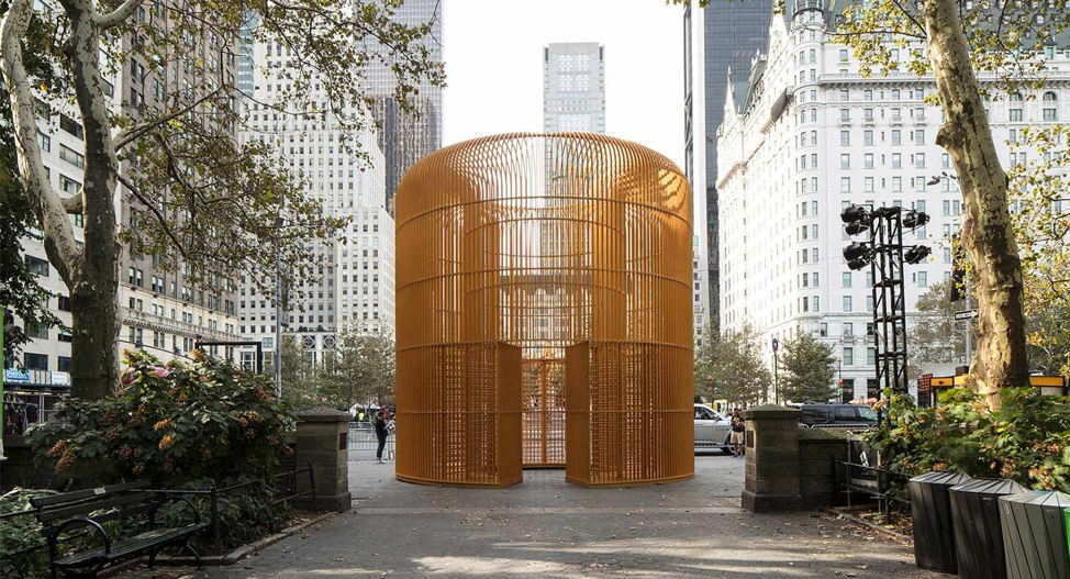 Guilded Cage at 59th St.