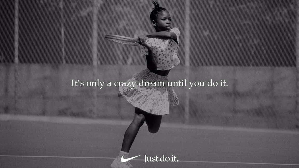 "Serena Williams, LeBron James, Odell Beckham Jr., Shaquem Griffin and Lacey Baker are also part of the ""Just Do It"" anniversary campaign."