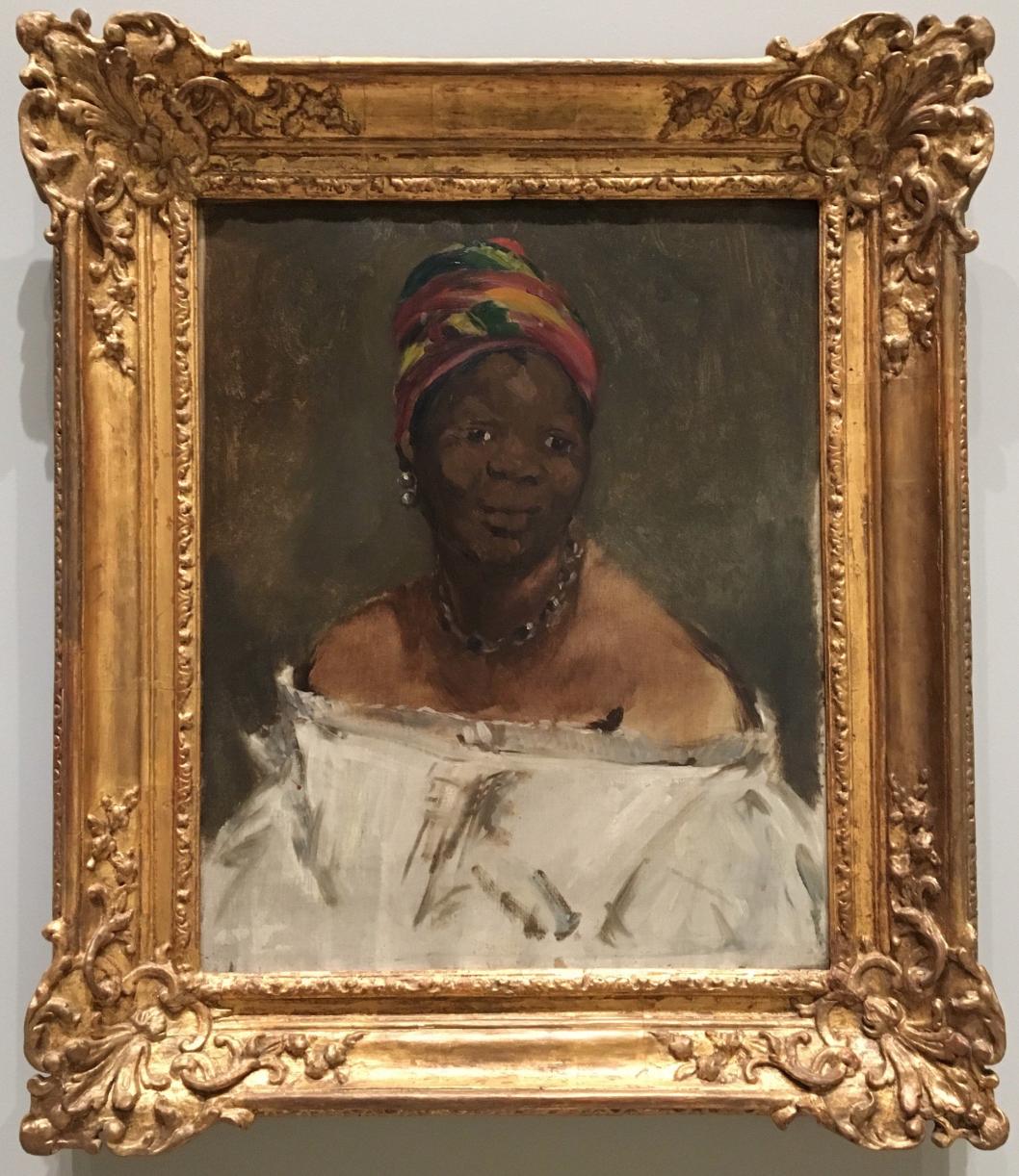 Édouard Manet,  La Negresse , 1862