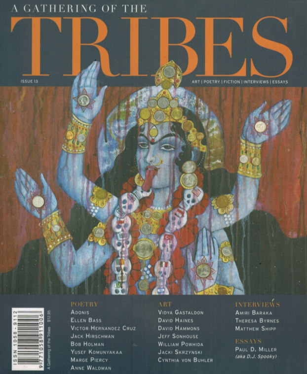 Tribes Issue #13 (2008) (Digital Download)