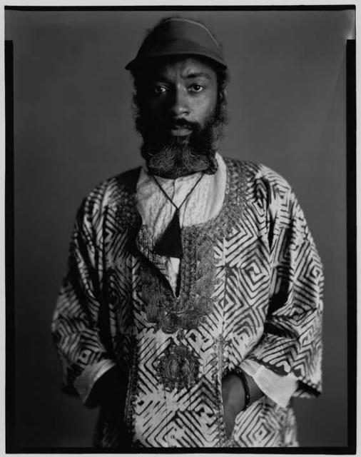 Photo: David Hammons Courtesy Timothy Greenfield Sanders