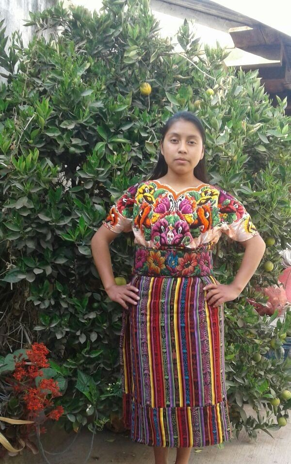 Claudia Patricia Gonzales, an indigenous Central American who was shot point blank in the head as she entered the United States in 2018. She was unarmed.