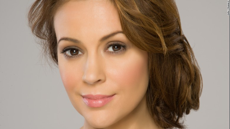 Photo: Alyssa Milano | CNN.com