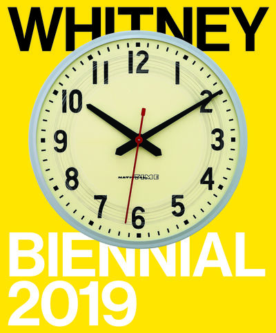 Whitney Biennial 2019 Poster Credit: www.whitney.org