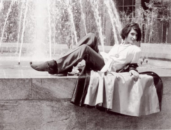 Sylvia Rivera at age 18 in New York City. (Photo by Kay Tobin/NY Public Library) | Thevillager.com