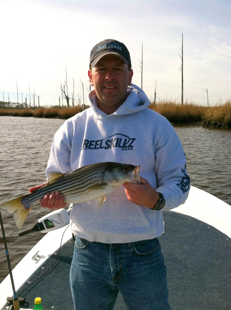 Cape Fear Striped Bass
