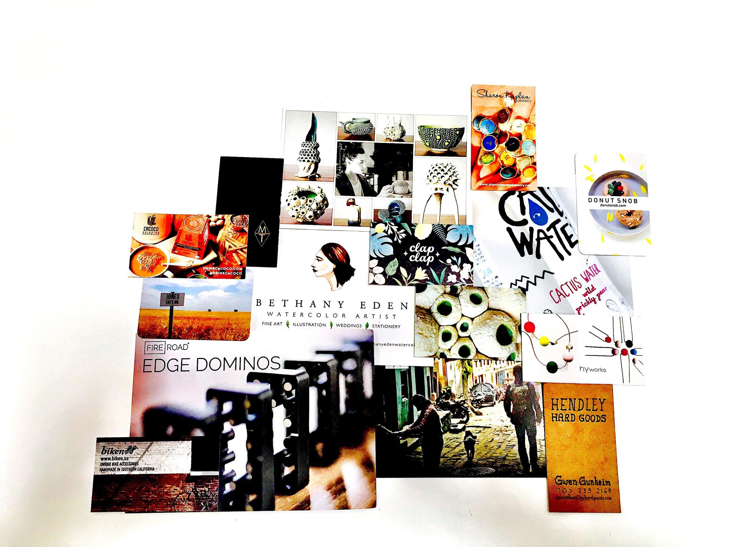 Renegade LA Collage