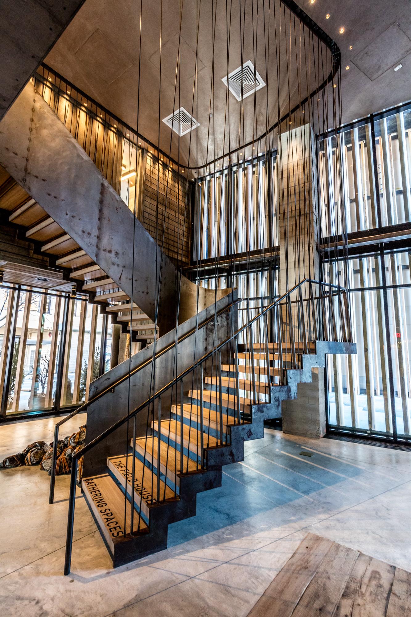 1HBB staircase