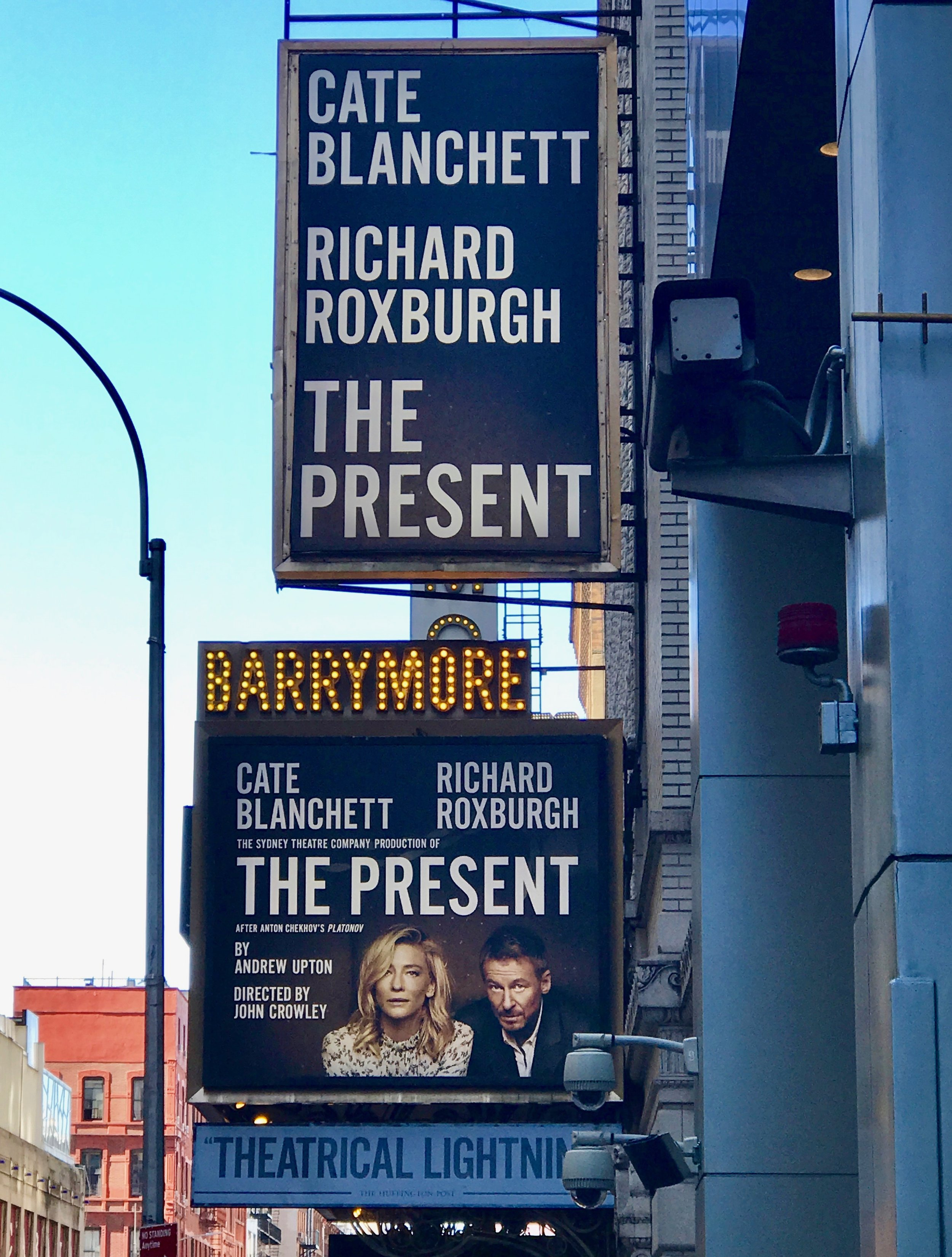 The Present Barrymore