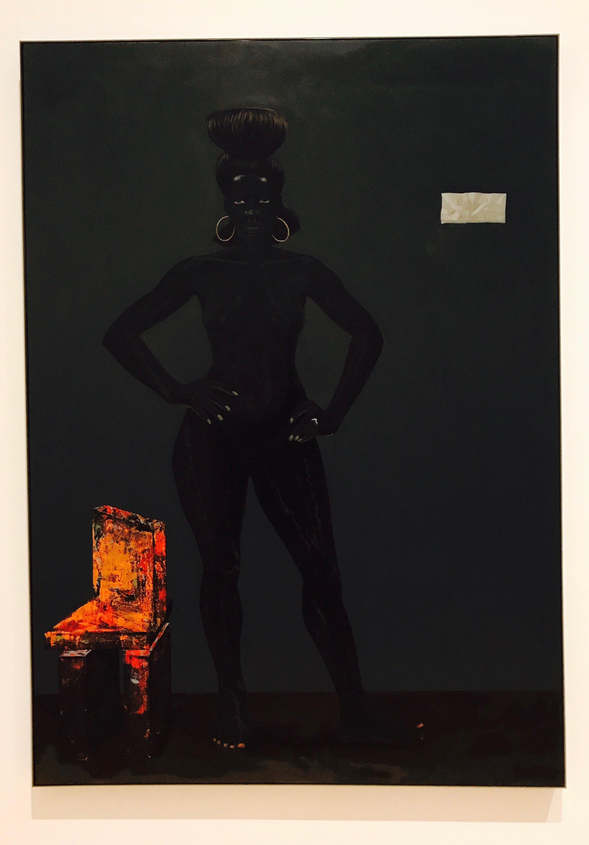 KJM Black Woman
