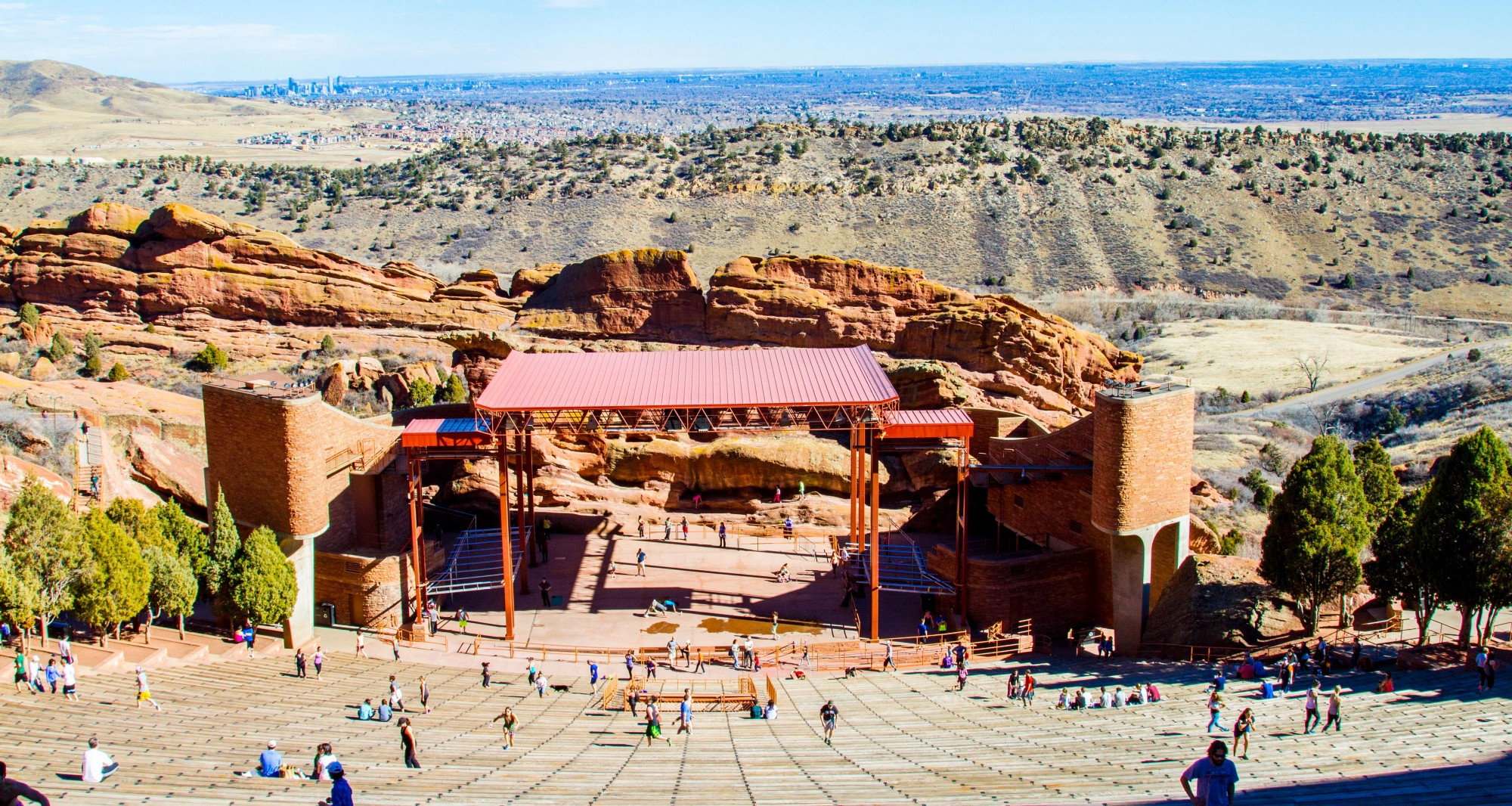 Red Rocks Amphitheatre 2