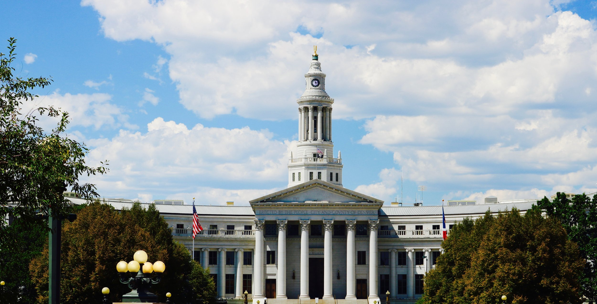 The City and County Building of Denver, Photo by: DJB for TBOT