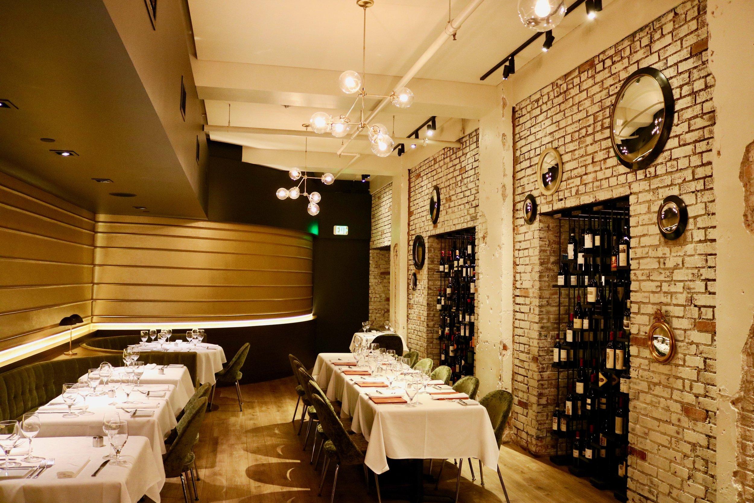 Rioja Interior Dining Room Photo by: DJB for TBOT