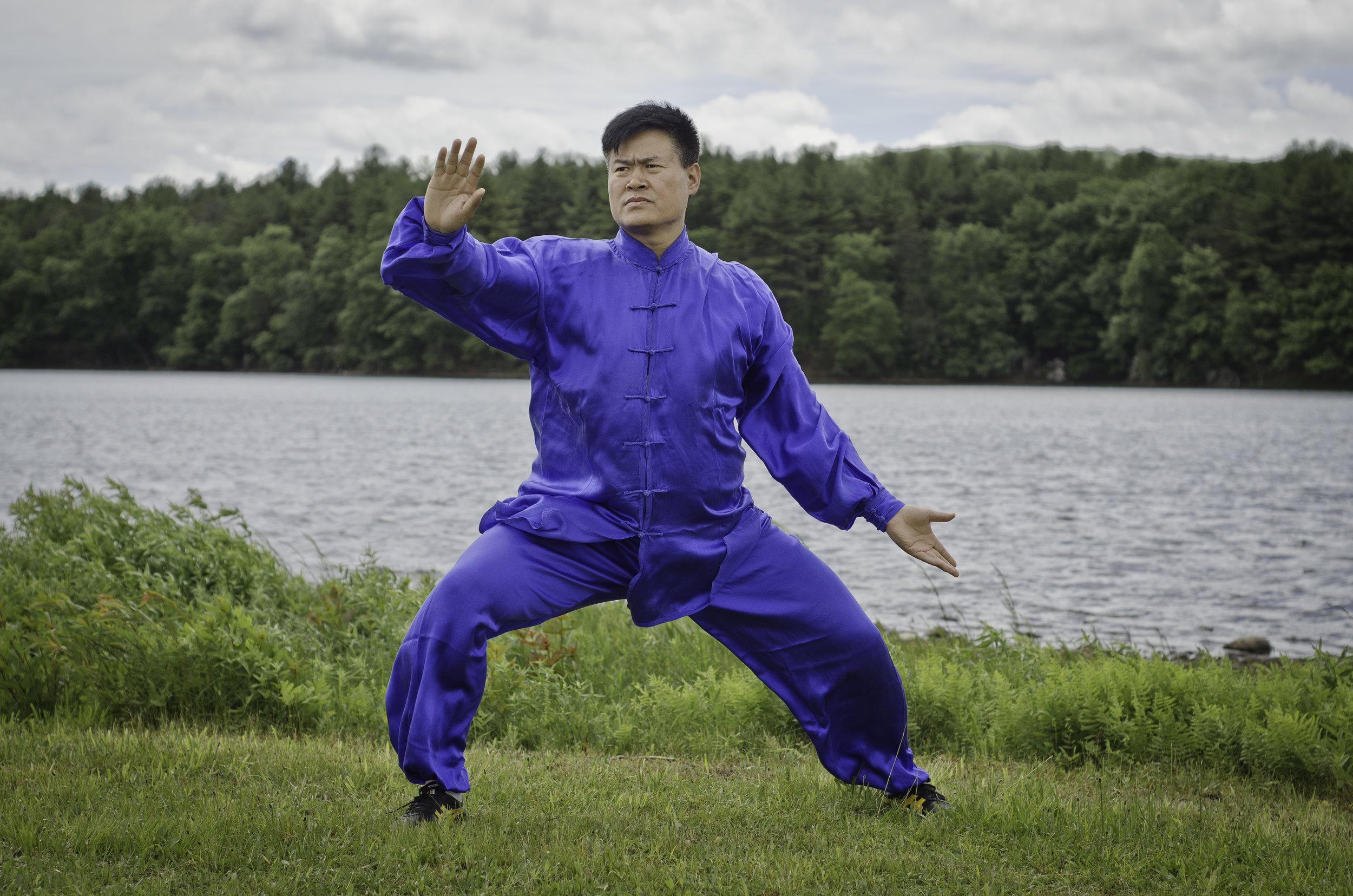 Wang Hai Jun, Holyoke, MA: Photo by Audra Schwalm