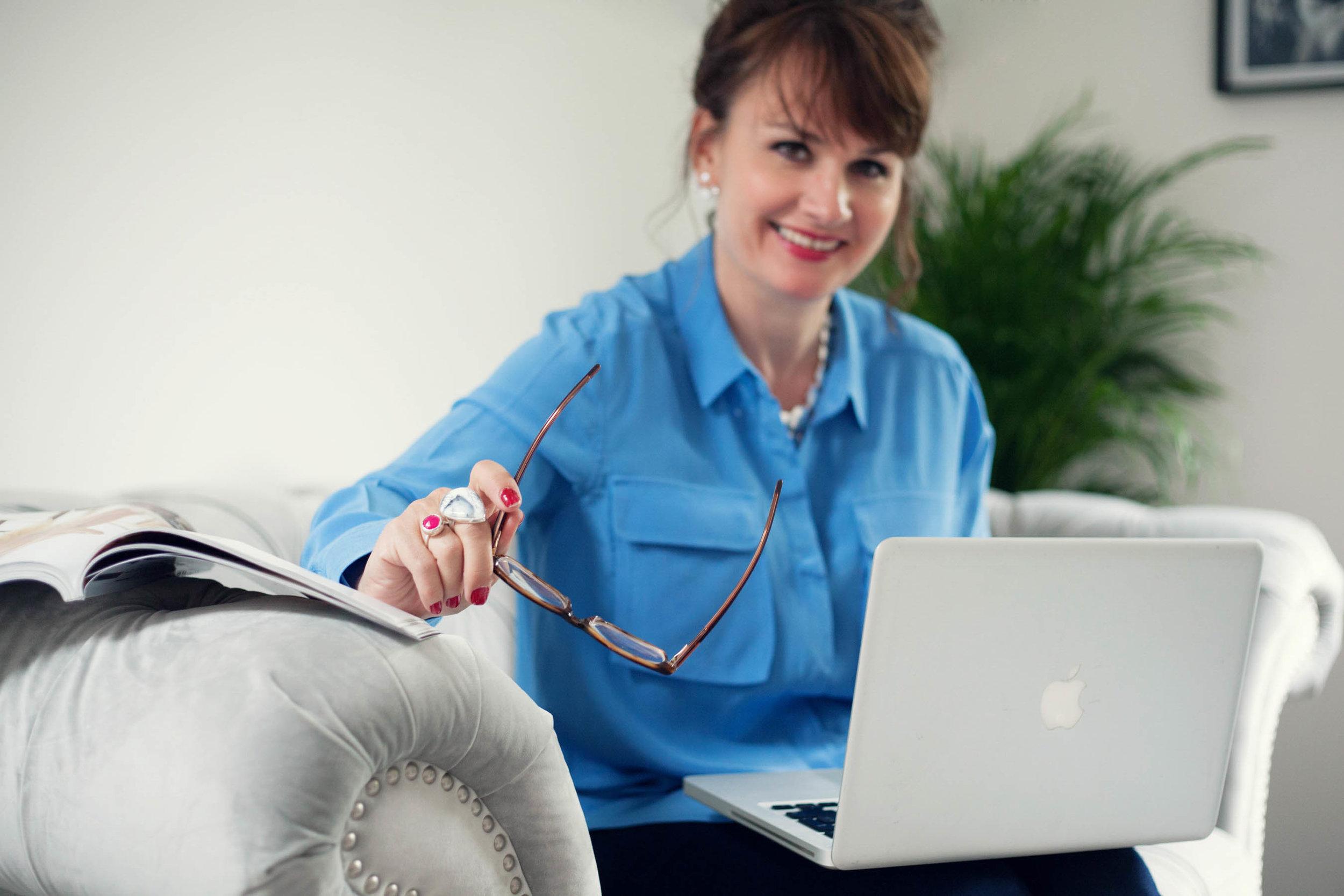 Personal Stylist | Public Speaker in Bristol | Becky Barnes