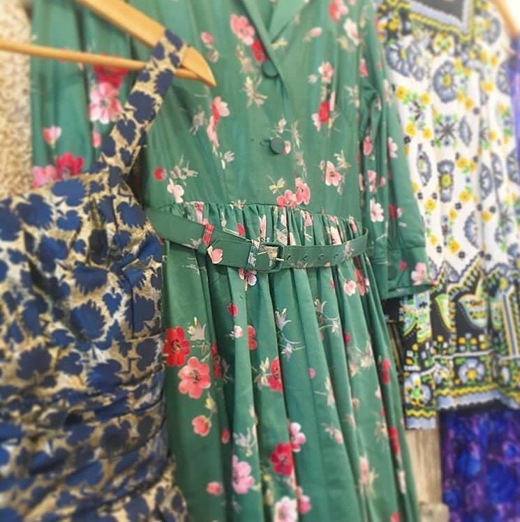 Vintage Boutique Personal Stylist Bristol