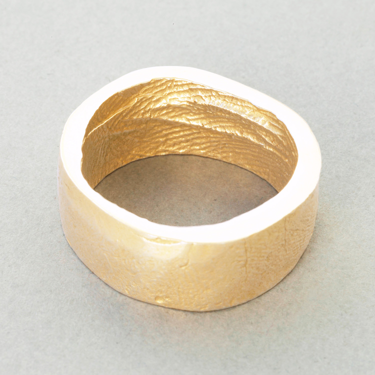 9ct_Yellow_Gold_'broad'_buffed_exterior_surface_Patrick_Laing_You_&_Me_wedding_rings.jpg