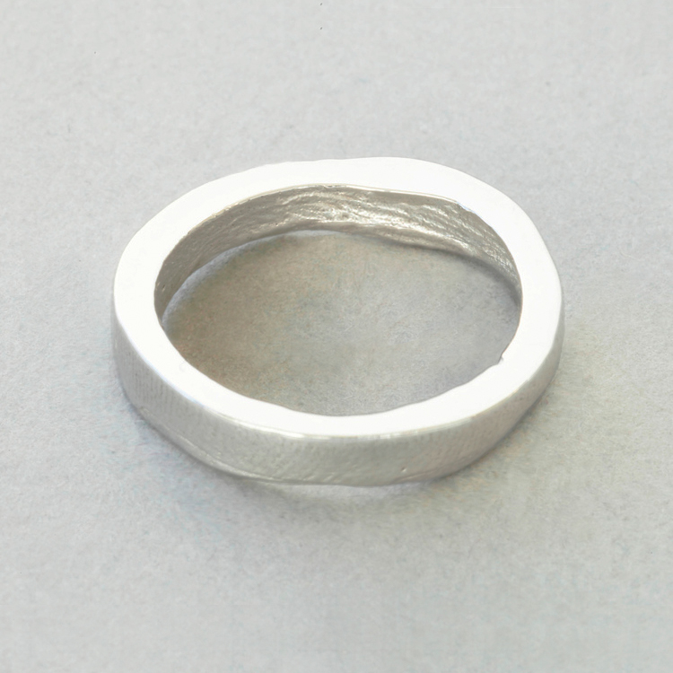 Palladium_'slender'_buffed_exterior_surface_Patrick_Laing_You_&_Me_wedding_rings.jpg