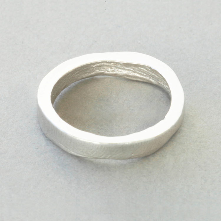 Platinum_'slender'_buffed_exterior_surface_Patrick_Laing_You_&_Me_wedding_rings.jpg