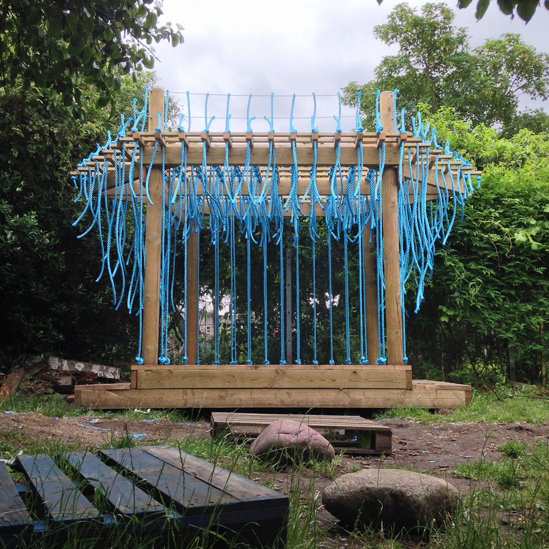 Playground stage Patrick Laing Studio